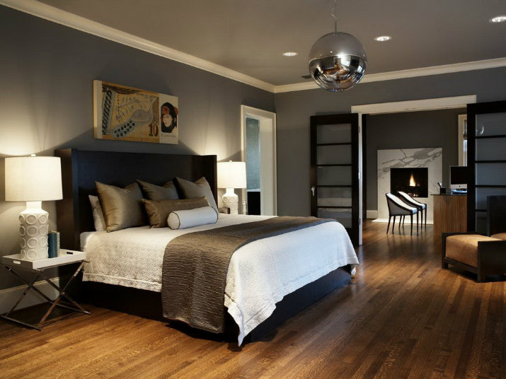 Bedroom Ideas Using Contemporary