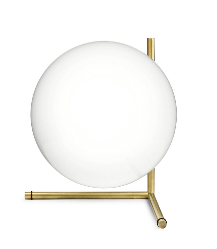 Contemporary Lighting - 10 golden table lamps
