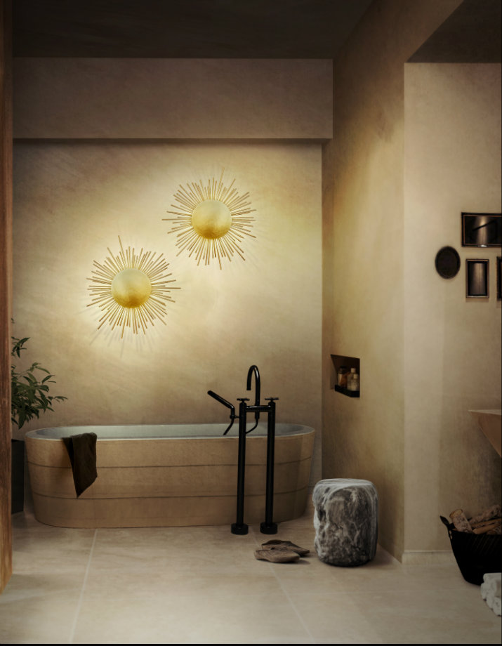 Contemporary lamps - wall lamps from Brabbu
