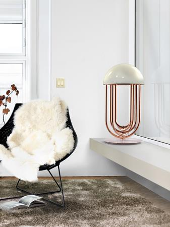 5 Contemporary table lamps for 2016