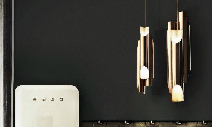 Contemporary Lighting top 10 suspension lamps