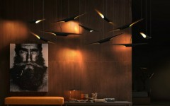 Contemporary Suspension Lamps