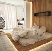 Bedroom Lighting Ideas – Contemporary Mood
