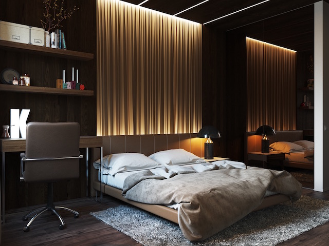 Bedroom Lighting Ideas Contemporary Mood 5 Indirect
