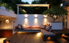 10 Harmonious Contemporary Outdoor Lighting Ideas