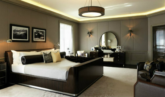 . Amazing Contemporary lighting ideas for modern bedrooms