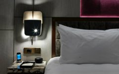 FENDI CASA PRESENTS THE VELUM LAMPS