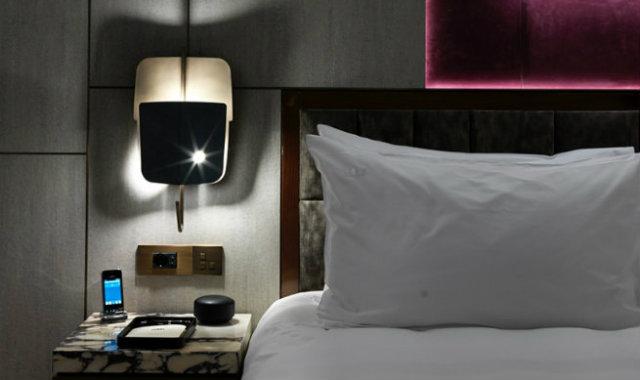 FENDI CASA PRESENTS THE VELUM LAMPS