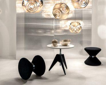 New Lighting and Furniture Collection by Tom Dixon