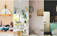Colorful Kitchen Lighting Ideas by DelightFULL