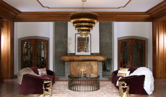 The Covet House is the Most Luxurious Way to Celebrate Design covet house Covet House is the Most Luxurious Way to Celebrate Design The Covet House is the Most Luxurious Way to Celebrate Design