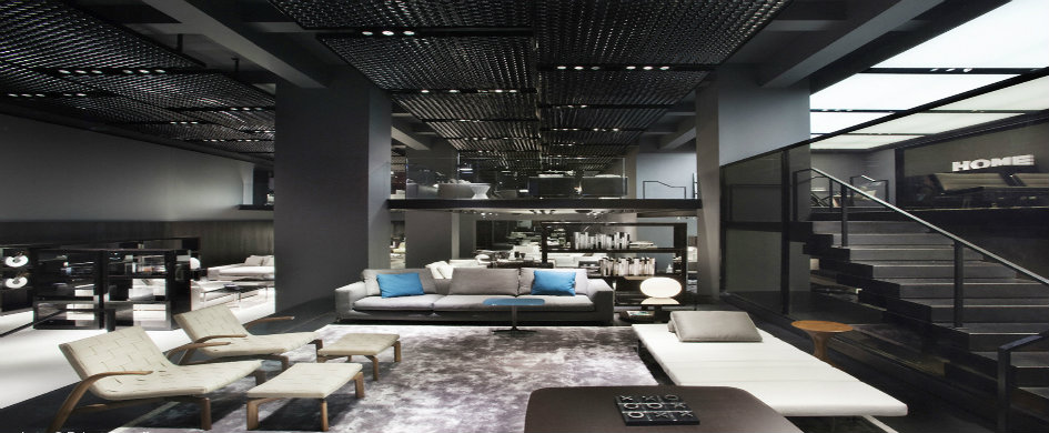 Ddc Minotti Luxury Contemporary Lighting Showroom In Nyc