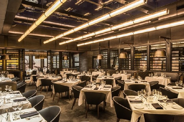 Ocean Prime, a Modern Restaurant and Lounge in Beverly Hills