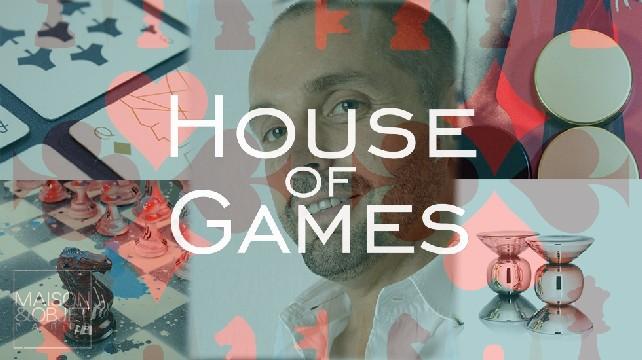 """The """"House of Games"""" at the Maison et Objet Paris  maison et objet The """"House of Games"""" at the Maison et Objet Paris The    House of Games    at the Maison et Objet Paris 3"""