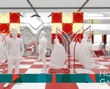 """The """"House of Games"""" at the Maison et Objet Paris"""