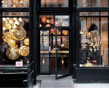 The Mesmerizing Tom Dixon Showroom in Manhattan