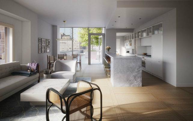 30 Warren, a Luxury Condo in the Heart of Manhattan (luxury condo)