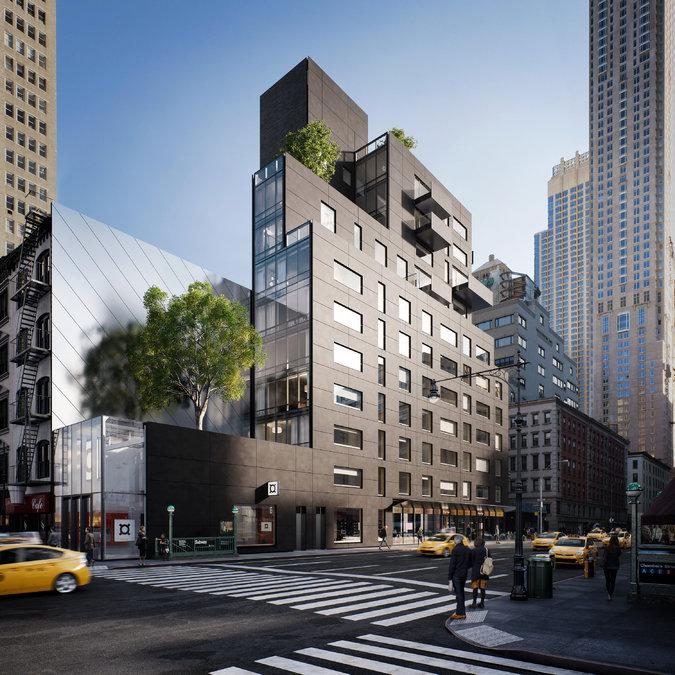 30 Warren, a Luxury Condo in the Heart of Manhattan