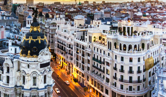 Feel the 50's glamour with Hotel Vincci Centrum, Madrid