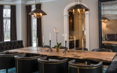 10 Contemporary Lighting Ideas for your Dining Room