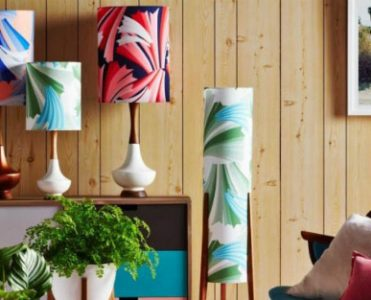 Retro Print Revival - The Electra Lamp