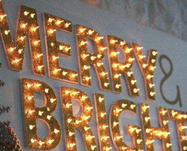 Christmas Lighting to Warm Up your Family Home