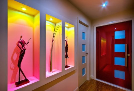 6 Unique LED Light For Your House Walls That Looks as Your Dream