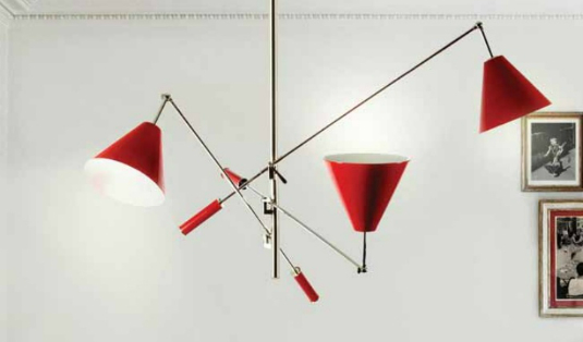 Mid-Century Modern Lighting Designers We Know and Love