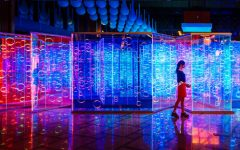 Brut Deluxe Light Maze by Brut Deluxe Creates an Immersive Room in China feature 16 240x150