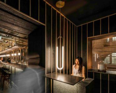 Interior Design Studio Neri&HU Creates a Light-Filled Atrium in Shanghai