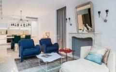 """apartment in paris Meet a """"Belle Nouvelle in a Modern Eclectic Style Apartment in Paris"""" Belle Nouvelle In A Modern And Eclectic Style Apartment In Paris 6 240x150"""