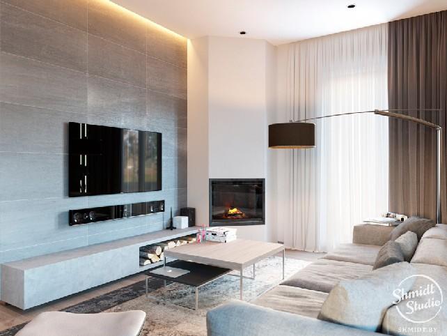 Contemporary Designs Bring Light to Living Room in Minsk Contemporary Designs Contemporary Designs Bring Light to Living Room in Minsk Contemporary Designs Bring Light to Living Room in Minsk 1