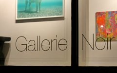 Interiors, Design and Fine Art at the Gallerie Noir Showroom