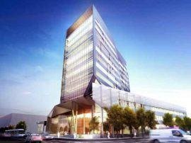 Woods Bagot designs new Victoria Police Centre