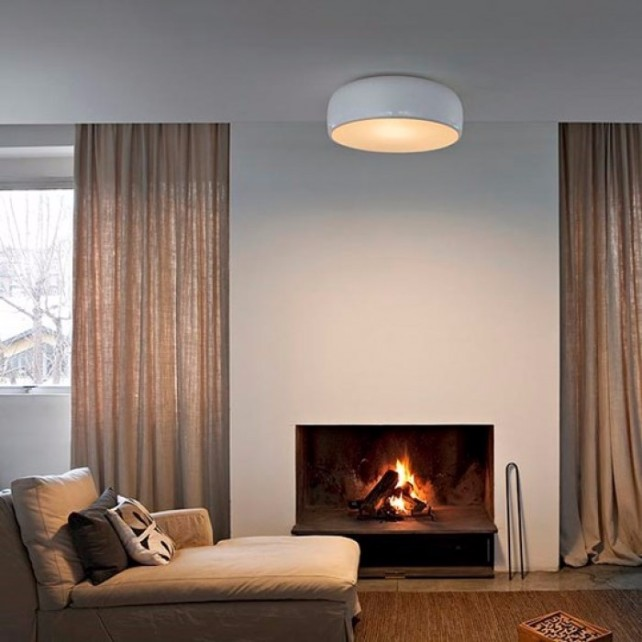 Smithfield C By Flos · LIVING ROOM IDEAS: MODERN CEILING LIGHTS Ceiling  Lights Living Room Ideas: Modern Ceiling Lights Part 46