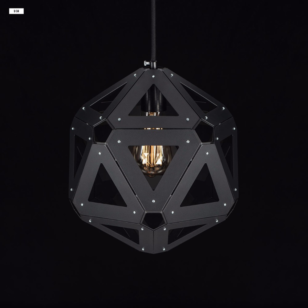contemporary lighting Contemporary Lighting with a Twist: Exploring the Icosahedral Shape Contemporary Lighting with a Twist Exploring the Icosahedral Shape 7