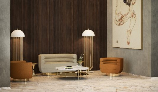 The Most Inspiring Contemporary Floor Lamps of the Week