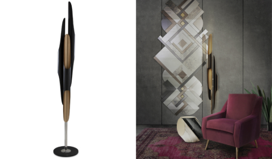 modern floor lamp This is How a Modern Floor Lamp Can Change Your Home Decor! This is How a Modern Floor Lamp Can Change Your Home Decor feat