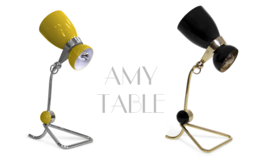 Contemporary Lighting Ideas- Boost Your Home Decor with This Desk Lamp