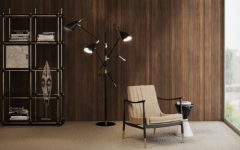 Contemporary Lighting Ideas- The Floor Lamp for Your Reading Nook