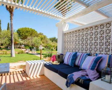 Hotel Vila Monte - A Bohemian Chic Algarve Resort with the Best Lights