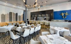 Kosh- When Great Food and Great Contemporary Lighting Come Together