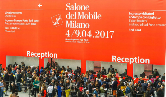 Find Out Which Where Our Favorite Moments at iSaloni 2017!