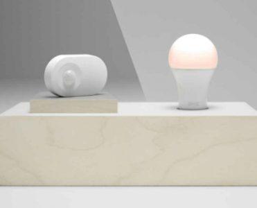 Smart Light - Tradfri lighting series by IKEA