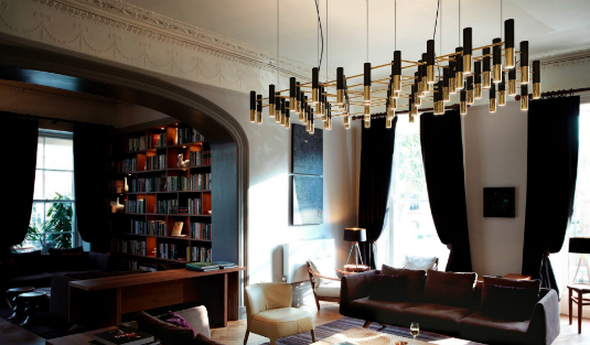 15 Ideas on How to Use Golden Contemporary Lamps in Your Home contemporary lamps 15 Ideas on How to Use Golden Contemporary Lamps in Your Home 15 Ideas on How to Use Golden Contemporary Lamps in Your Home feat