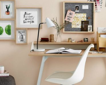 Bring Some Fun to Your Home Office with These Desk Lamps