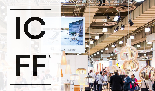 ICFF Is Two Weeks Away and You Have to Be There!  ICFF Is Two Weeks Away and You Have to Be There! ICFF Is Two Weeks Away and You Have to Be There feat
