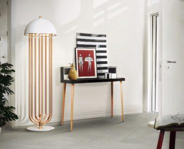 Mid-Century style: Turner Floor Lamp
