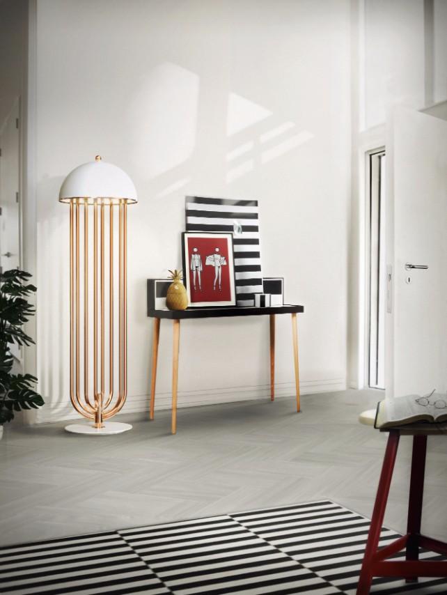 Mid-Century style: Turner Floor Lamp  Mid-Century style: Turner Floor Lamp Imagem 11