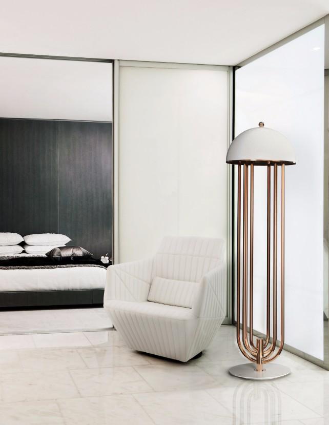 Mid-Century style: Turner Floor Lamp  Mid-Century style: Turner Floor Lamp Imagem 21